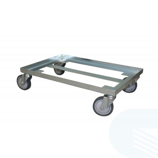 Carrello Zincato Lean Production